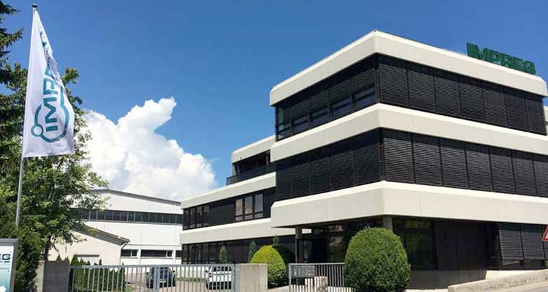 IMPREG Group Headquarters and Production Site - CIPP Liner Solutions EMEA