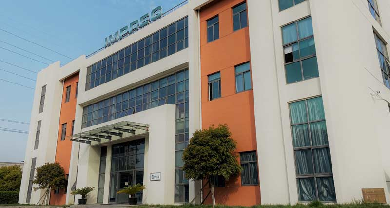 IMPREG Production site China - CIPP lining solutions APAC