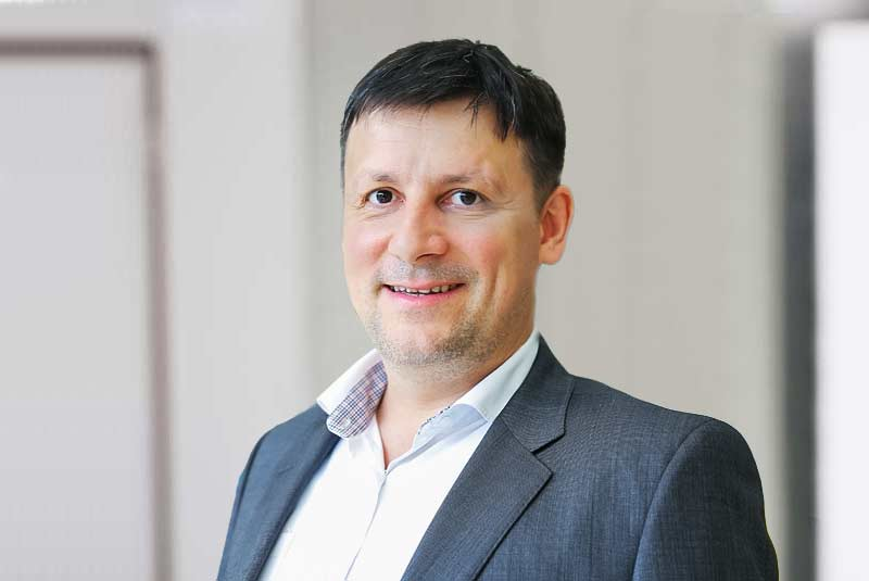 Michael Ellenrieder General Manager APAC