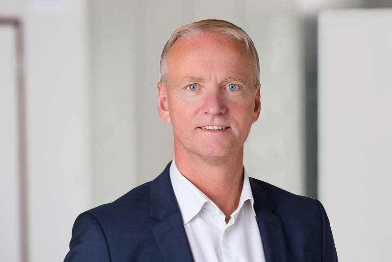 Søren F Knudsen Chairman and Group CEO